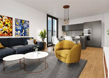 Thumbnail 2 bed flat for sale in Plot 19 - The Works, Gilbert Street, Glasgow