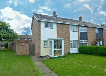 Thumbnail 3 bed semi-detached house to rent in Stennetts Close, Trimley St. Mary, Felixstowe