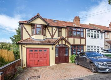 Thumbnail 4 bed end terrace house to rent in Sycamore Avenue, Blackfen, Sidcup