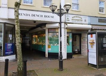 Thumbnail Retail premises to let in 40 St. Mary Street, Weymouth, Dorset