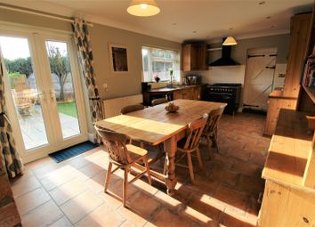 Thumbnail 3 bed link-detached house for sale in Central Avenue, Lutterworth