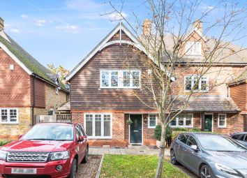 Thumbnail 3 bed semi-detached house for sale in Crown Wood, Forest Row
