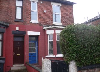 Thumbnail 1 bed semi-detached house to rent in Croft Street, Salford