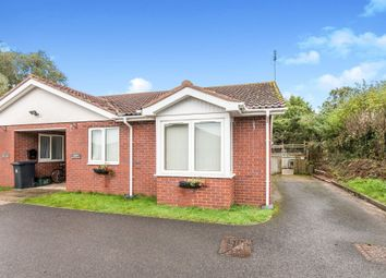 Thumbnail Terraced bungalow for sale in Lower Lane, Ebford, Exeter