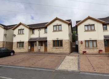 Thumbnail 3 bed semi-detached house for sale in Heol Crwys, Cwmavon