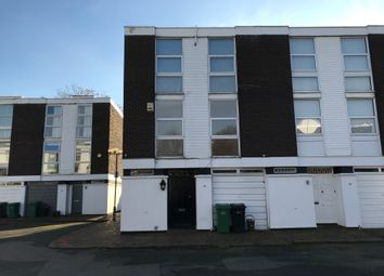 Thumbnail 4 bed town house to rent in Huson Close, Swiss Cottage