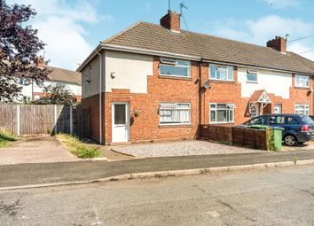 Thumbnail 2 bed end terrace house for sale in Willow Drive, Tividale, Oldbury