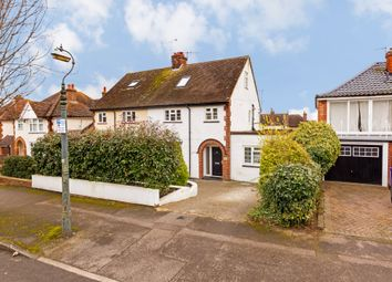 Thumbnail 4 bed semi-detached house for sale in High View, Hitchin, Hertfordshire