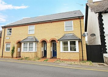 Thumbnail 3 bedroom end terrace house for sale in Temple Close, Huntingdon