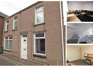 Thumbnail 3 bed terraced house for sale in Saron Street, Pontypridd
