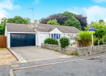 Thumbnail 3 bedroom detached bungalow for sale in Bevills Close, Doddington, March