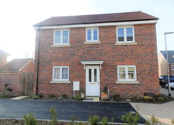 Thumbnail 3 bed detached house for sale in Cricketers Close, Royal Wootton Bassett, Swindon