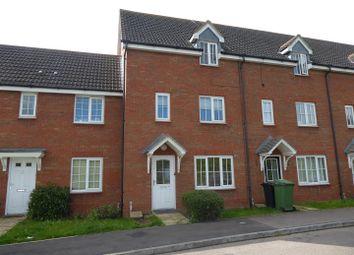 Thumbnail 3 bedroom town house for sale in Rothbart Way, Hampton Hargate, Peterborough