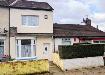 Thumbnail 2 bedroom terraced house for sale in 15 Allinson Street, Middlesbrough, Cleveland