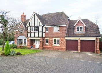 Thumbnail 5 bed detached house to rent in Nightingale Walk, The Lawns, Stallington
