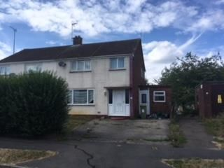 Thumbnail 3 bed property to rent in Lancaster Gate, Bletchley, Milton Keynes