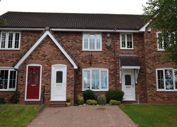 Thumbnail 2 bed town house for sale in Magenta Drive, Newcastle-Under-Lyme