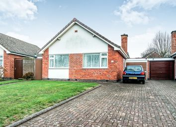 Thumbnail 2 bedroom detached bungalow for sale in Wheaton Vale, Handsworth Wood, Birmingham