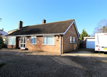 Thumbnail 5 bed detached bungalow for sale in Glencoe, Sutton Mill Road, Potton