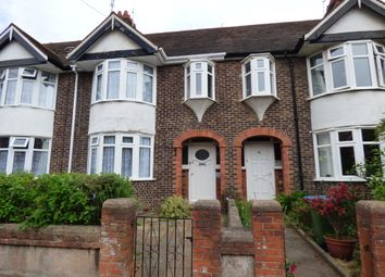 Thumbnail 3 bed terraced house to rent in Maxwell Road, Littlehampton