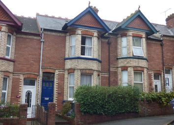 5 bed terraced house to rent in Mount Pleasant Road, Exeter EX4