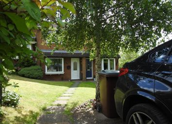 Thumbnail 2 bed terraced house for sale in Fairmead Close, Mapperley, Nottingham