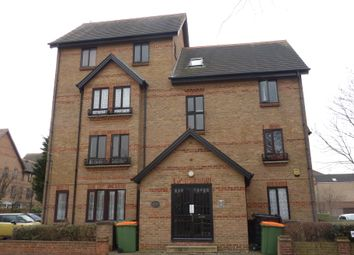 Thumbnail 1 bed flat to rent in Hallywell Crescent, Beckton