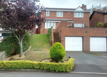 Thumbnail 4 bed detached house for sale in Springfield Road, Portishead, Bristol