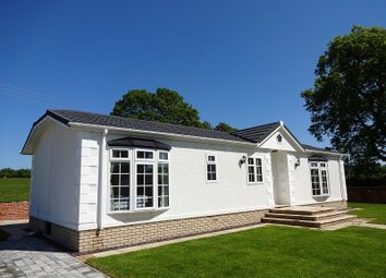 Thumbnail 3 bedroom mobile/park home for sale in Dinwoodie Lodge Park Johnstonebridge, Lockerbie, Dumfriesshire.