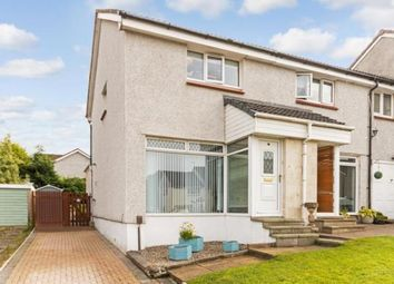 Thumbnail 2 bed end terrace house for sale in Tanzieknowe Road, Cambuslang, Glasgow, South Lanarkshire