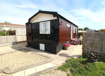 Thumbnail 1 bedroom mobile/park home for sale in Naish Estate, New Milton, Hampshire