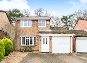 Thumbnail 3 bedroom detached house for sale in Pudbrooke Gardens, Hedge End, Southampton