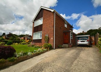 Thumbnail 3 bed detached house for sale in Hafod Park, Mold