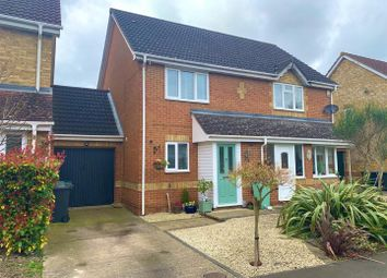 Thumbnail 2 bed property for sale in Lucerne Close, Cherry Hinton, Cambridge