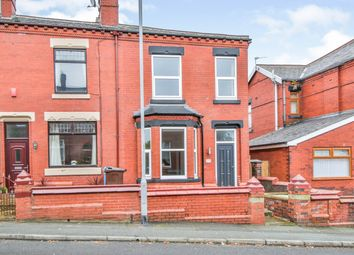 Thumbnail 3 bed end terrace house for sale in Turf Lane, Royton, Oldham
