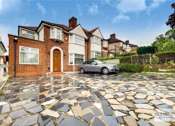 Thumbnail 4 bed semi-detached house for sale in Brampton Grove, Wembley
