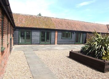 Thumbnail 3 bedroom barn conversion to rent in Bayes Lane, Forncett St. Mary, Norwich