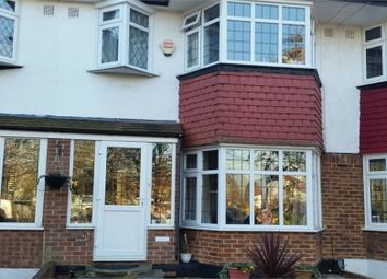 Thumbnail 4 bed terraced house for sale in Cardinal Avenue, Morden, Surrey