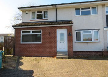 Thumbnail 3 bed property for sale in St. Boswells Drive, Coatbridge