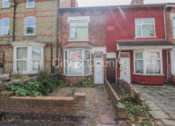 3 bed terraced house for sale in Dogsthorpe Road, Peterborough PE1