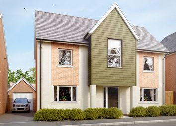 "Thumbnail 4 bedroom detached house for sale in ""The Clarendon"" at Amesbury Road, Longhedge, Salisbury"