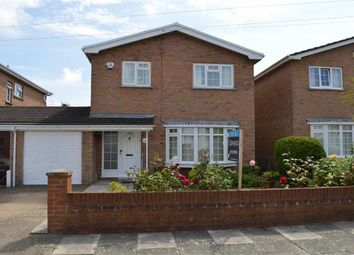 Thumbnail 4 bed detached house for sale in Myrtle Grove, Swansea