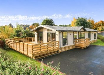 Thumbnail 3 bed bungalow for sale in Conwy Lodge Park, Trefriw Road, Conwy, .