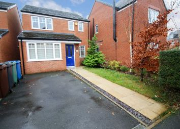 Thumbnail 3 bed detached house for sale in Elton Fold Chase, Bury