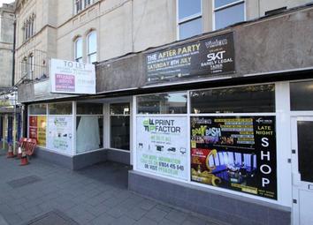 Thumbnail Restaurant/cafe to let in Regent Street, Weston-Super-Mare