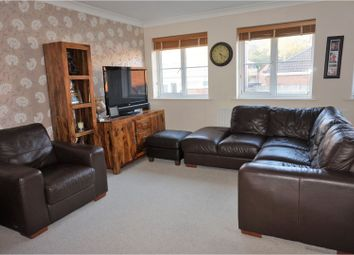 Thumbnail 2 bed flat for sale in Nightingale Gardens, Pontypridd