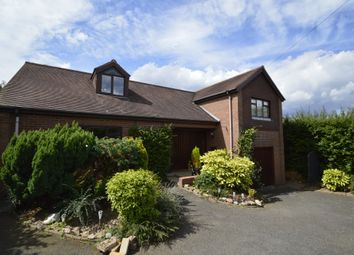 Thumbnail 4 bed detached house to rent in Lyth Bank, Shrewsbury