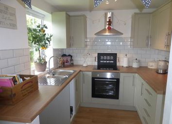 Thumbnail 2 bed flat for sale in Chepstow Close, St James, Northampton