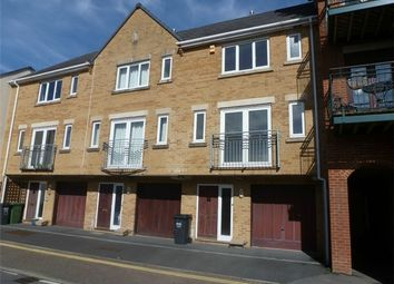 Thumbnail 3 bed town house to rent in Quayside, Commercial Road, Barnstaple, N Devon