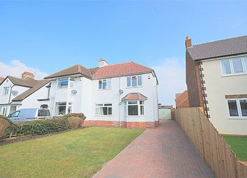 Thumbnail 3 bed semi-detached house for sale in Newport Pagnell Road, Hardingstone, Northampton